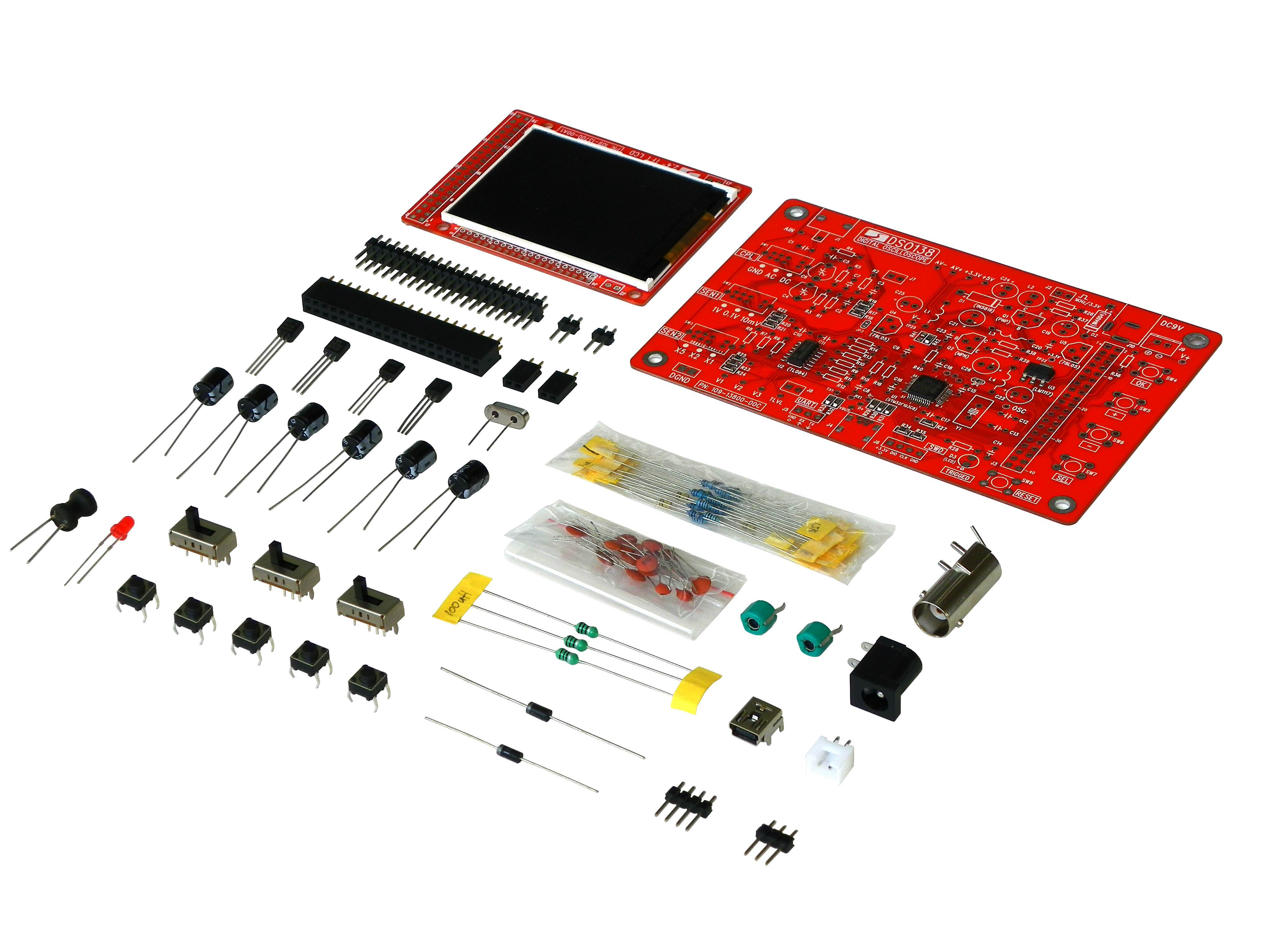 DSO138 kit